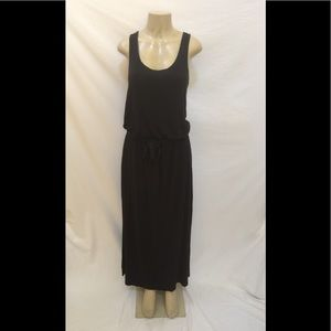 MICHAEL Michael Kors Size M Navy Blue Maxi Dress